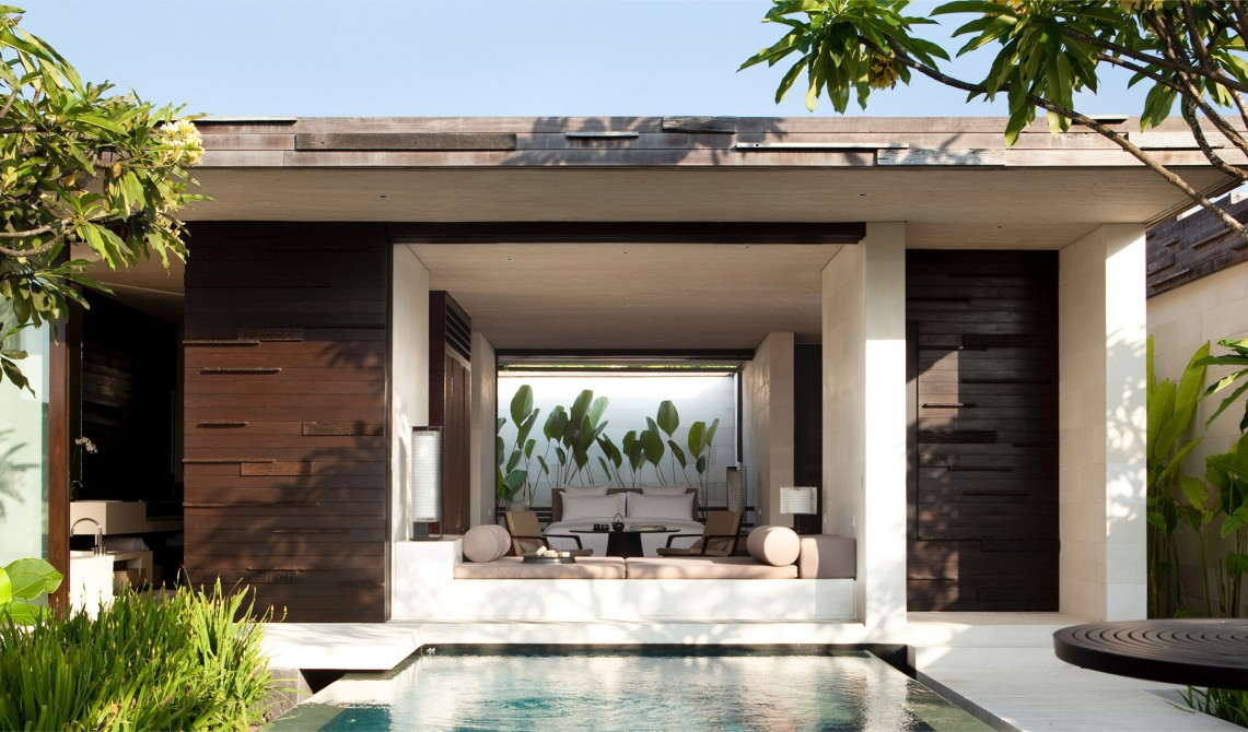Alila villas uluwatu bali indonesia design hotels for Bali decoration accessories