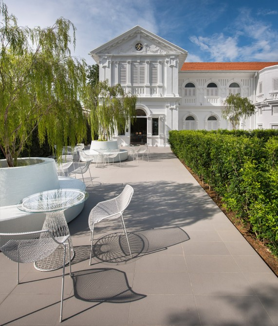 Macalister mansion penang malaysia design hotels for Terrace 9 penang